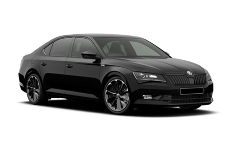 Skoda Superb 5 Door Saloon