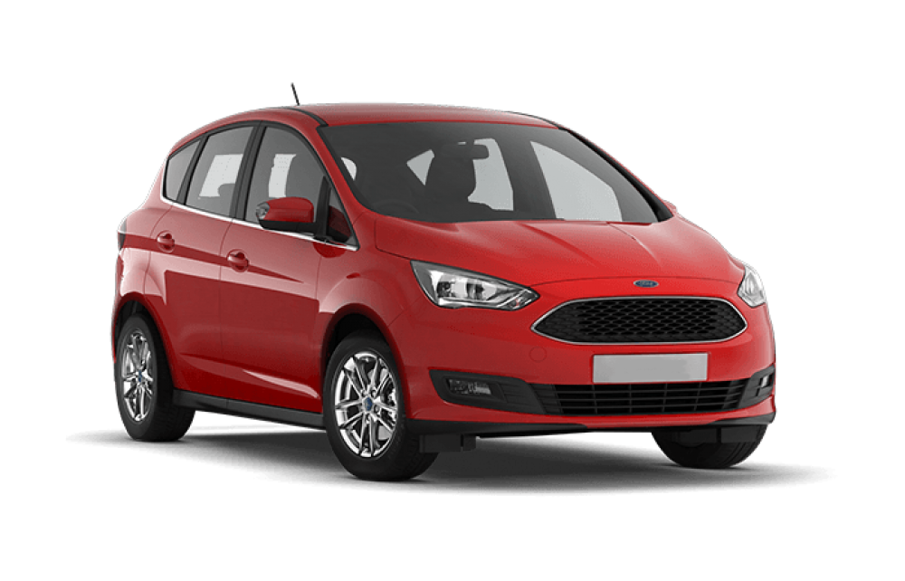 Ford C-Max Zetec 5 Door