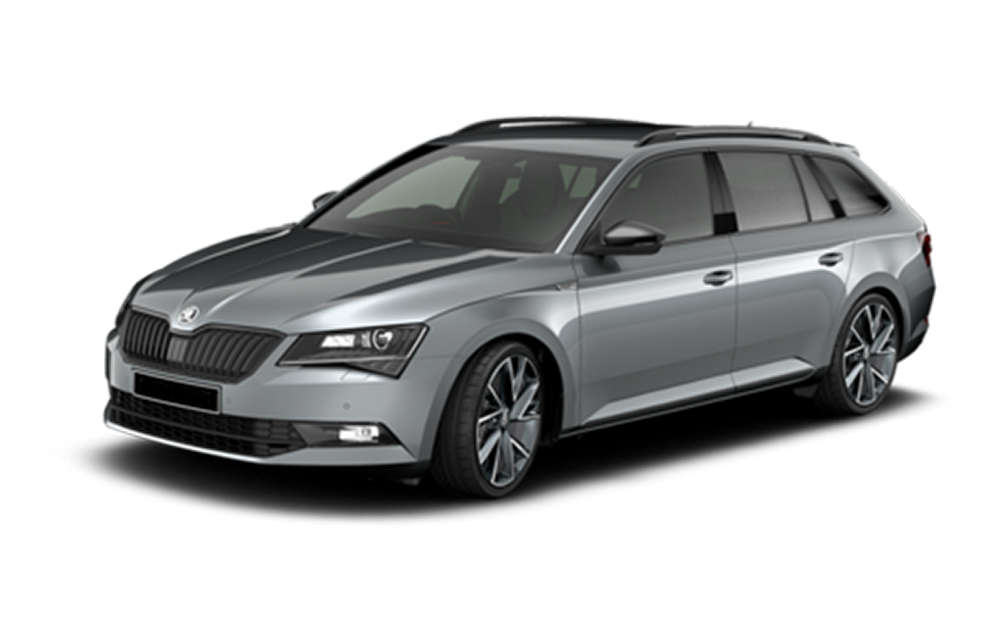 Skoda Superb 5 Door Estate