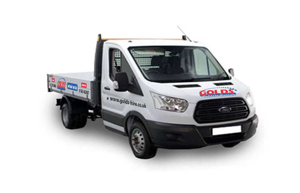 Ford 13ft Dropside Transit - Diesel