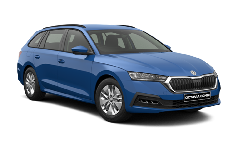 New 2020 Model Skoda Octavia 5 Door Estate