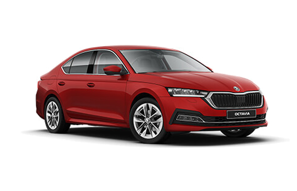 New 2020 Model Skoda Octavia 5 Door Hatch